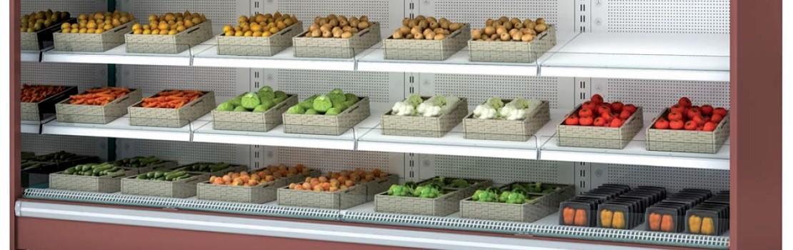 Vitrinas Expositores Supermercado